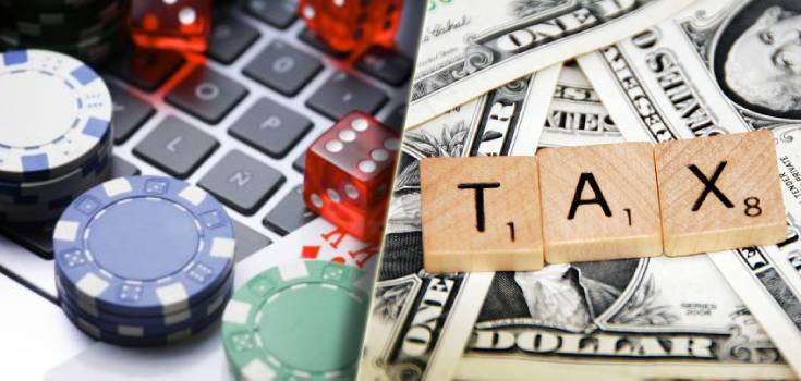 Online Gambling and Taxes