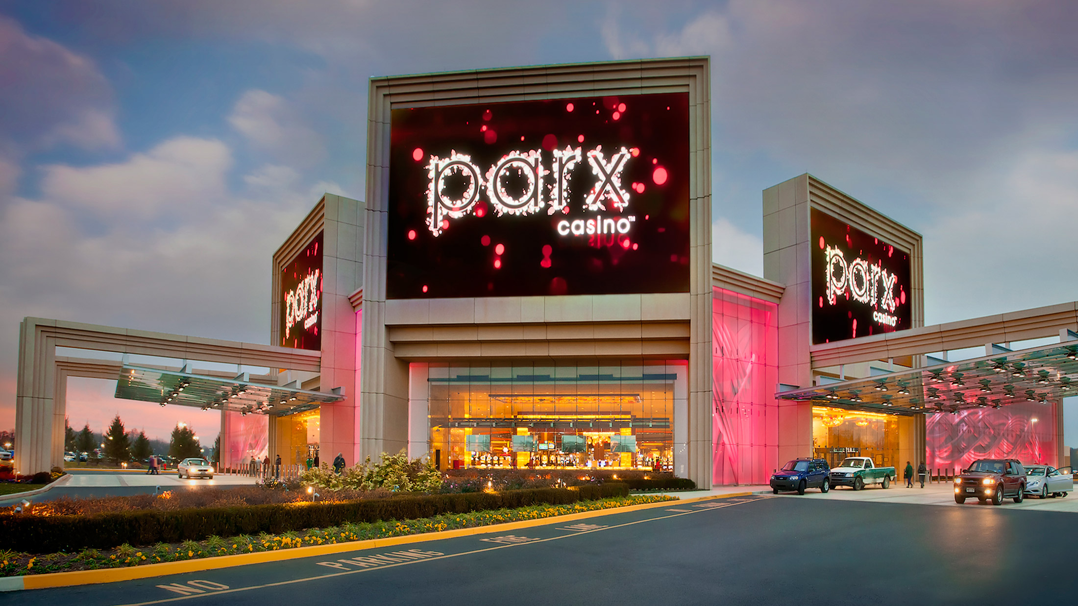 Pennsylvania Parx Casino