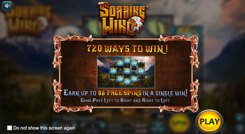 Spiele Soaring Wind - Video Slots Online