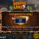Soaring Wind 96 Free Spins