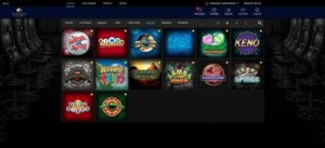 Spin Palace Casino Specialty Games