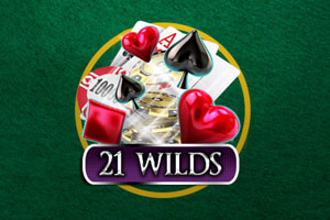 21 Wilds Slot Logo