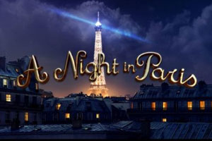 A Night In Paris Logo