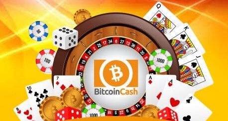 Bitcoin Cash Online Casinos Roulette and Cards