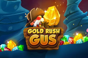 Gold Rush Gus Slot Logo