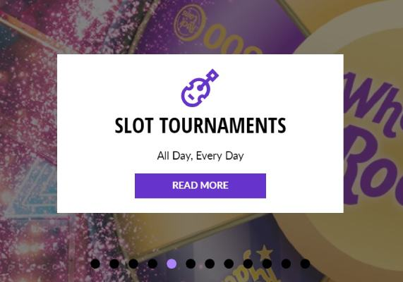 Hard Rock Casino Slot Tournaments Page