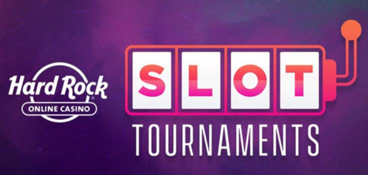 Hard Rock Launches Online Slot Tournaments