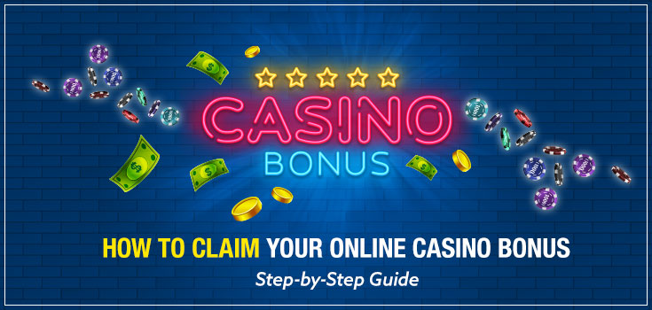 How to Claim an Online Casino Bonus