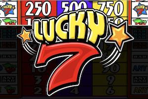 Lucky 7 Game Online