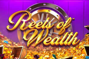 Reels of Wealth Slot Logo