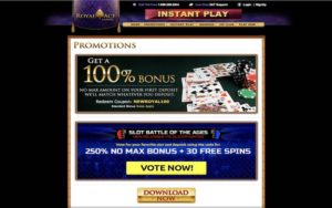 Royal Ace Casino Promotions