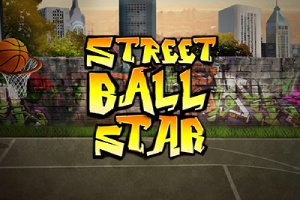 Streetball Star Online Sports Slots Logo