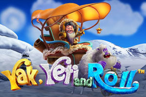 Play Yak Yeti and Roll Real Money Slot