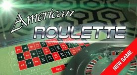Cafe Casino American Roulette