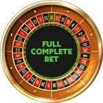 Live French Roulette Full Complete Bet