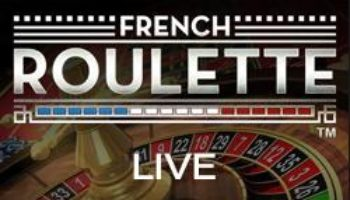 Live French Roulette Logo