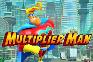 Multiplier Man Logo