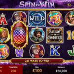 Reign of Gnomes Slots Free Spins