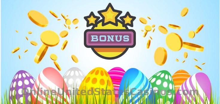 The Best Easter Online Casino Bonuses