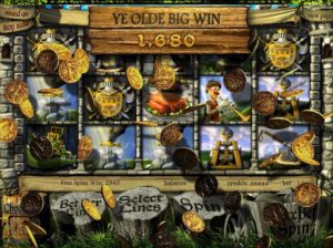 Once Upon a Time Big Win