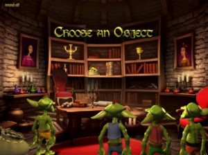 Once Upon a Time Choose an Object