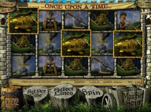Once Upon a Time Click Me Bonus Round
