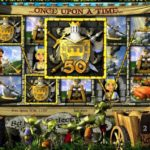 Once Upon a Time Free Spins Round