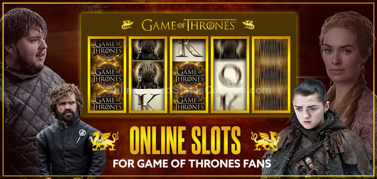 Online Slots for Game of Thrones Fans