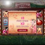 Secrets of a Geisha Online Slot Free Spins