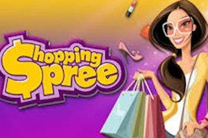 Shopping-Spree-Slot-Game-Logo