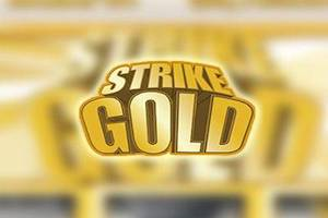 Strike Gold Logo
