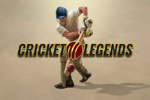 Cricket Legends Logo