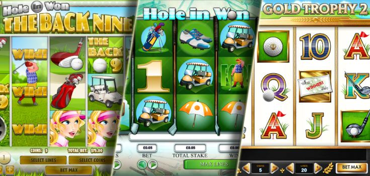Golf Themed Online Slots