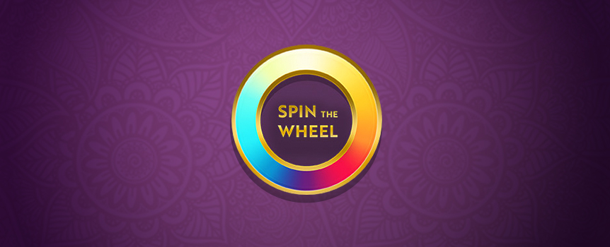 Spin the Wheel Online Casino Game