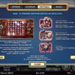 Spinfinity Man Slots Mr X Free Spins