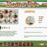 Summer Ease Slot Game Jackpot