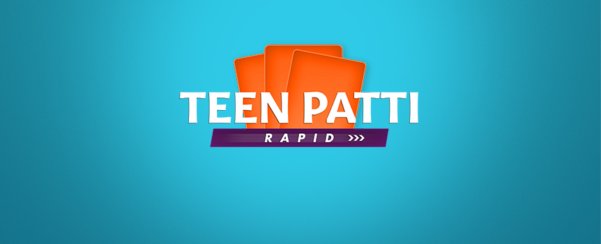 Teen Patti Rapid Online Casino Game