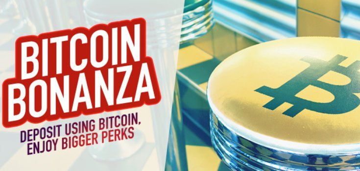 Bitcoin Bonanza at Cafe Casino