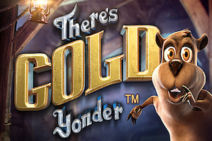 There's Gold Yonder Logo