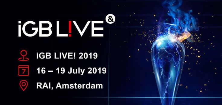 iGB Live Conference July 2019