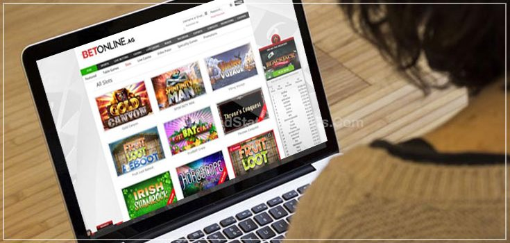 Choosing an Online Slots Casino