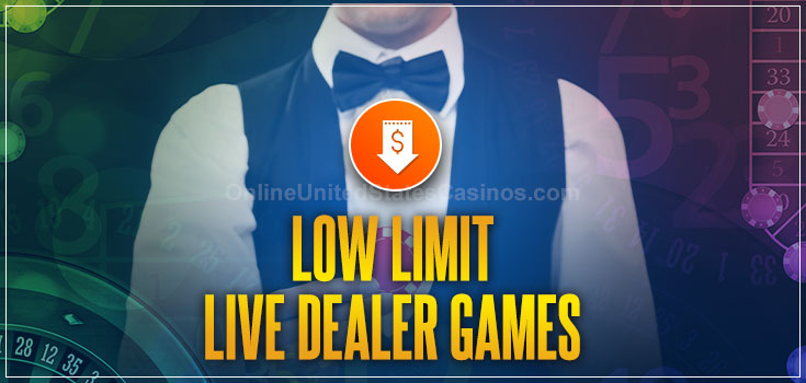Low Limit Live Dealer Casino Games