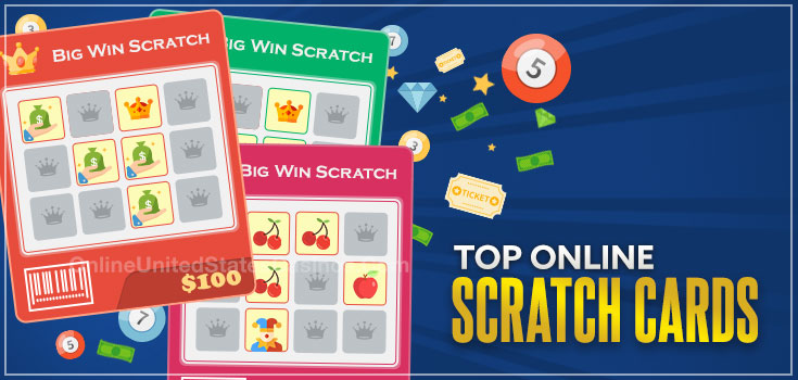 Top Online Scratch Cards For Real Money Banner