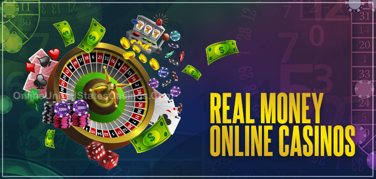 Win Real Money At Online Casinos