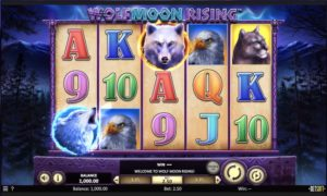 Wolf Moon Rising Slot Game