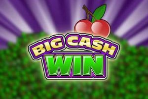 Big Cash Win Logo