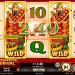 Caishens Arrival Online Slot Wild Wins