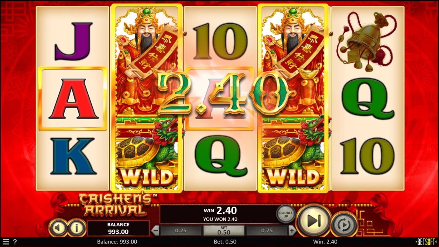 Spiele CaishenS Arrival - Video Slots Online
