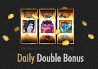 Daily Double Bonus