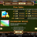 Gemmed! Slot Free Spins and Wilds